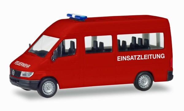 """Herpa Basic 094115 - Mercedes-Benz Sprinter 96 Bus """"Feuerwehr"""" - 1:87"""