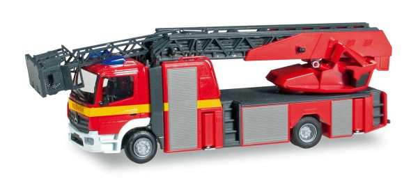 """herpa 091930 - Mercedes-Benz Atego Metz Drehleiter XS """"Feuerwehr"""" - 1:87"""
