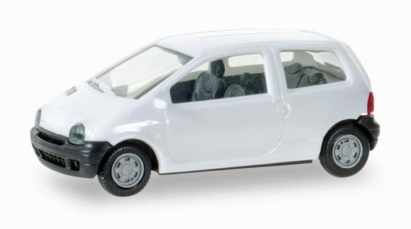 Herpa 012218-004 - Herpa MiniKit: Renault Twingo, weiß - 1:87