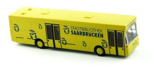 Rietze 72104 - MAN SL 202 Stadtbibliothek Saarbrücken - 1:87