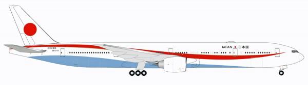 Herpa Wings 532778 - Japan Air Self Defence Force Boeing 777-300ER - 80-1111 - 1:500