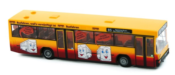 Rietze 71705 - Neoplan N416 Erlanger Stadtwerke - 1:87