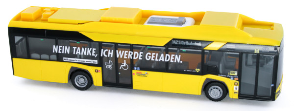 Rietze 73034 - Solaris Urbino 12´14 electric BVG - 1:87