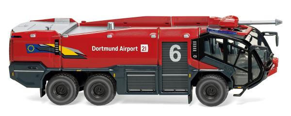"""Wiking 062648 - Feuerwehr - Rosenbauer FLF Panther 6x6 """"Dortmund"""" - 1:87"""