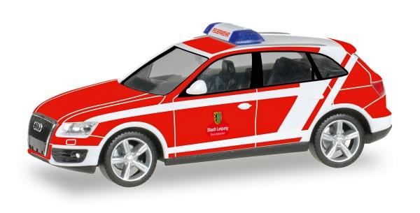 """Herpa 092371 - Audi Q5 Einsatzleitwagen """"Feuerwehr Leipzig"""" - 1:87"""