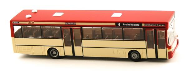Rietze 71814 - Mercedes-Benz O405 Hanauer Straßenbahn - 1:87