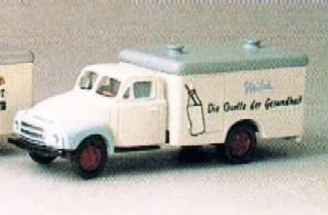 Marks 1524 - Opel Blitz Lieferwagen Milch - N