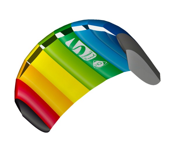 Invento-HQ Lenkmatte Symphony Beach III 1.3 Rainbow R2F (130 x 55 cm)