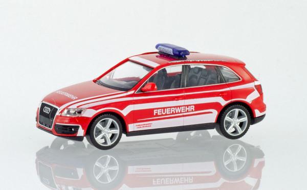"Herpa 094696 - Audi Q5 Kommandowagen ""Feuerwehr Lindau"" - 1:87"