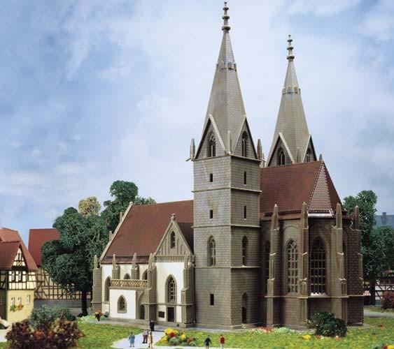 Kibri 36818 (6818) - Stadtkirche Oberhofen-Göppingen - Z