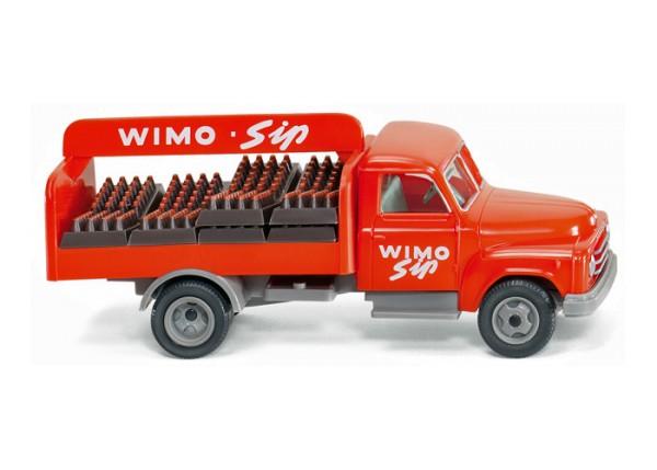 "Wiking 034502 - Getränke-Lkw ""WIMO Sip"" (Hanomag Diesel L28) - 1:87"