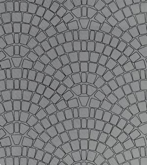 Vollmer 46053 - Kopfsteinpflaster - aus Karton - H0 (6053) - Fläche: 0,031m²