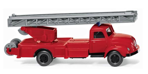 Wiking 062002 - Feuerwehr - Drehleiter (Magirus S 3500) - 1:87