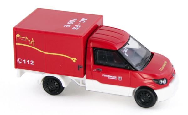 Rietze 33040 - Streetscooter Work Feuerwehr Stolberg - 1:87