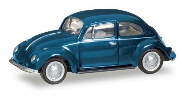 Herpa 022361-006 - VW Käfer, stahlblau - 1:87