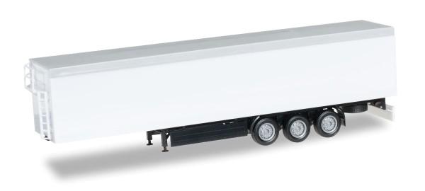 Herpa 076111-002 - Schubbodenauflieger 3a, Chassis schwarz - 1:87