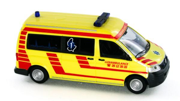Rietze 51895 - Volkswagen T5 Luxambulance (LU) - 1:87