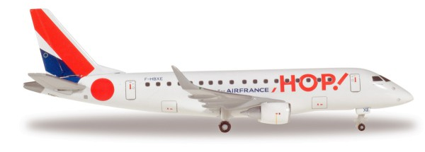 Herpa Wings 562621 - Hop! for Air France Embraer E170 - F-HBXE - 1:400