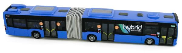 Rietze 73652 - Mercedes-Benz Citaro G´15 Hybrid Stadtwerke-Verkehrsgesellschaft Wilhelmshaven - 1:87