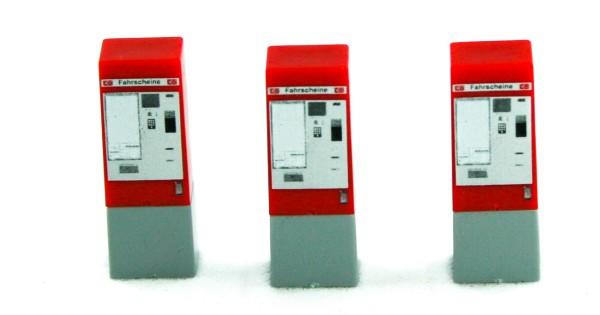 Rietze 70195 - Fahrkartenautomat DB - 1:87