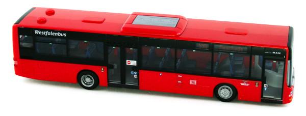 Rietze 73917 - MAN Lion´s City ´15 DB - Westfalen Bus - 1:87 - Bahn Edition Nr. 77