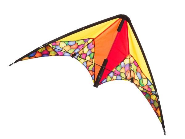 Invento-HQ Lenkdrachen Calypso II Dazzling Colors (110 x 59 cm)