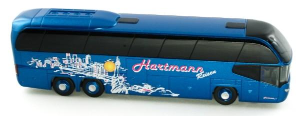 Rietze 63990 - Neoplan Cityliner C Hartmann Reisen - Bastheim - 1:87