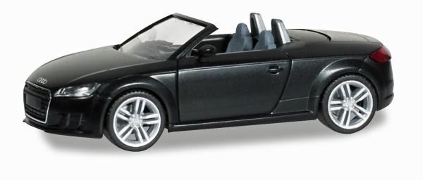 Herpa 028400 - Audi TT Roadster, brillantschwarz - 1:87