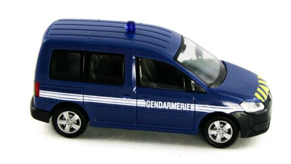 Rietze 52911 - Volkswagen Caddy 11 Gendarmerie (FR) - 1:87