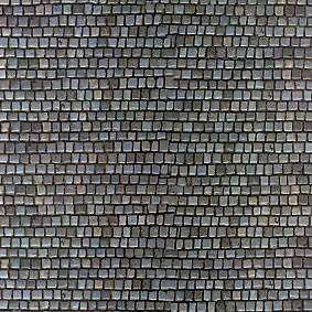 Vollmer 46041 - Mauerplatte Pflasterstein - Karton - H0 (6041) - Fläche: 0,031m²
