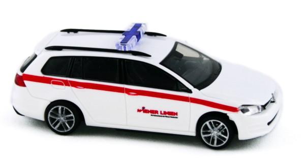 Rietze 32204 - Volkswagen Golf 7 Variant Wiener Linien (AT) - 1:87