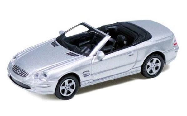 Vollmer Cars 1602 - Mercedes-Benz 500 SL, silber - H0
