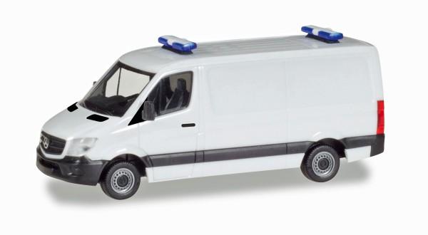 Herpa 013314 - Herpa MiniKit: Mercedes-Benz Sprinter Kasten Flachdach - 1:87