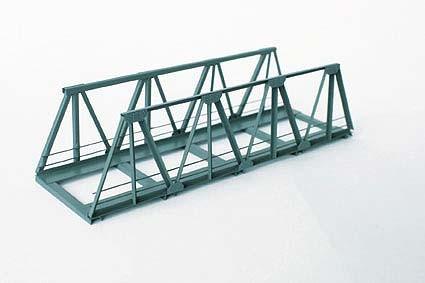 Vollmer 42561 - Vorflutbrücke - Metall-Fertigmodell - H0 (2561)
