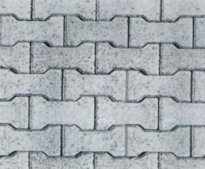 Vollmer 47372 - Mauerplatten Knochensteine - aus Karton - N (7372) - Fläche: 0,31m²