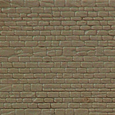 Kibri 34118 (4118)- Mauerplatte Regelmäßig mit Abdecksteinen - Fläche: 240cm² - H0