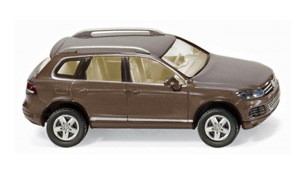 Wiking 007702 - VW Touareg - graciosa braun metallic - 1:87