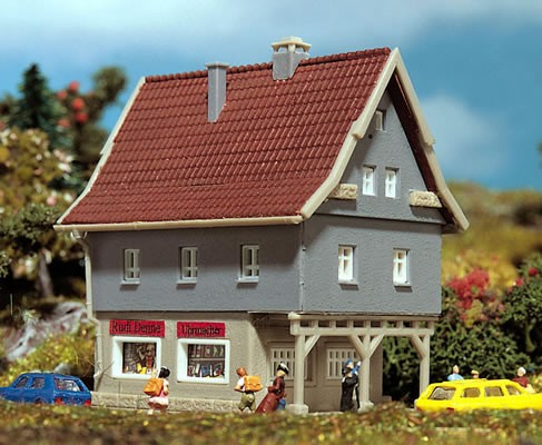 Vollmer 49553 - Wohnhaus - Z (9553)