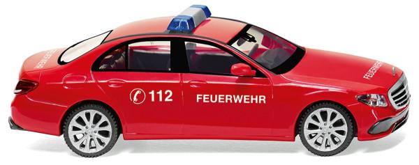 Wiking 022711 - Feuerwehr - MB E-Klasse W213 Exclusive - 1:87