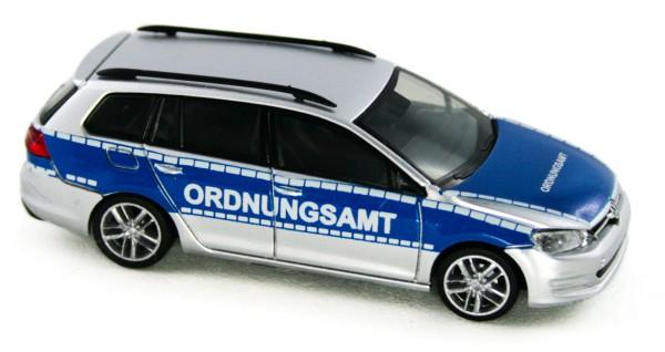 Rietze 32206 - Volkswagen Golf 7 Variant Ordnungsamt Recklinghausen - 1:87