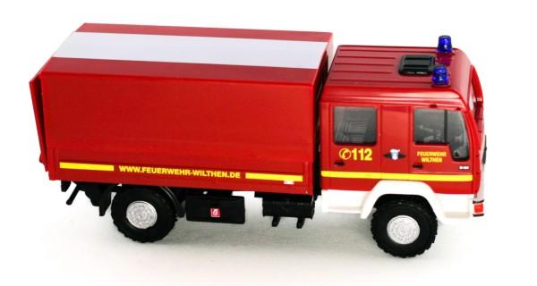 Rietze 68044 - MAN Dekon-P Feuerwehr Wilthen - 1:87