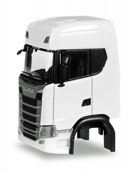 Herpa 084673 - Fahrerhaus Scania CS HD ohne Windleitblech und Chassisverkleidung (Inhalt: 2 Stück) -