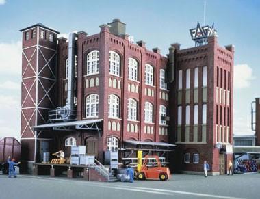 Kibri 39814 (9814) - Fabrik aus der Gründerzeit - H0