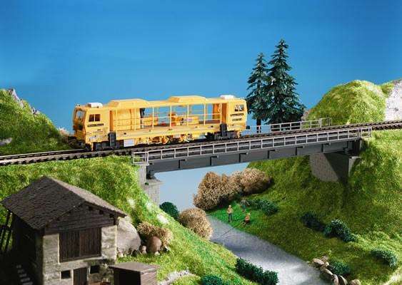 Kibri 39705 (9705) - Stahlträgerbrücke eingleisig - H0