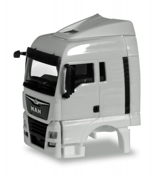Herpa 084734 - Fahrerhaus MAN TGX XLX Euro 6c mit Windleitblech Inhalt: 2 Stück - 1:87
