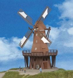 Kibri 37301 (7301) - Windmühle in Lemkenhafen - N