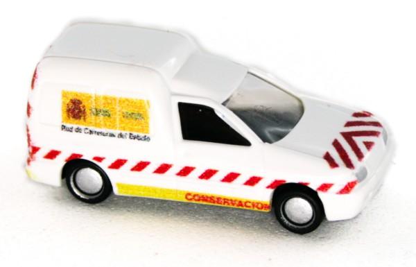 Rietze 16985 - Volkswagen Caddy Conservacion (ES) - 1:160