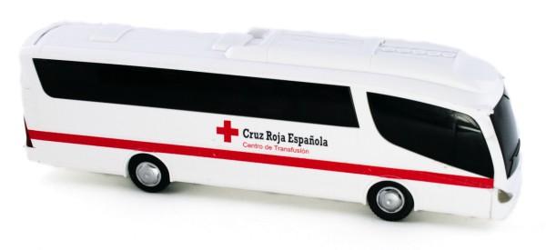 Rietze 64427 - Scania PB Cruz Roja (ES) - 1:87
