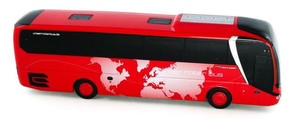 Rietze 74821 - MAN Lion´s Coach ´17 Unser Roter Bus Uckermünde - 1:87