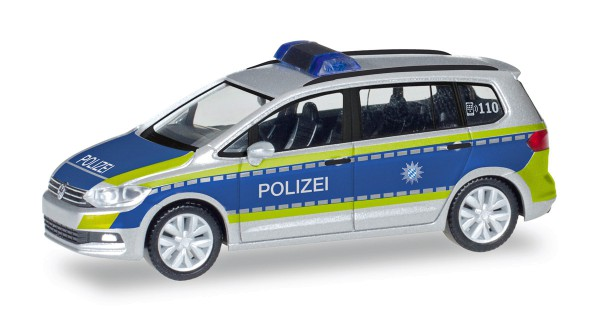 "Herpa 093293 - VW Touran ""Polizei Bayern"" - 1:87"